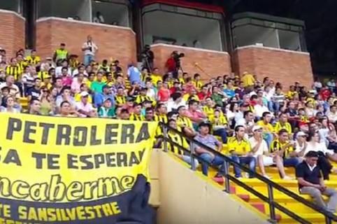 Asesinan Hincha De Alianza Petrolera En Rina Con Barra De Millonarios