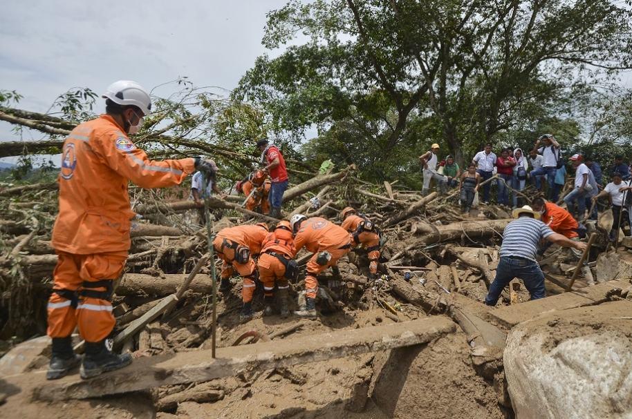 Sobrevivientes Mocoa