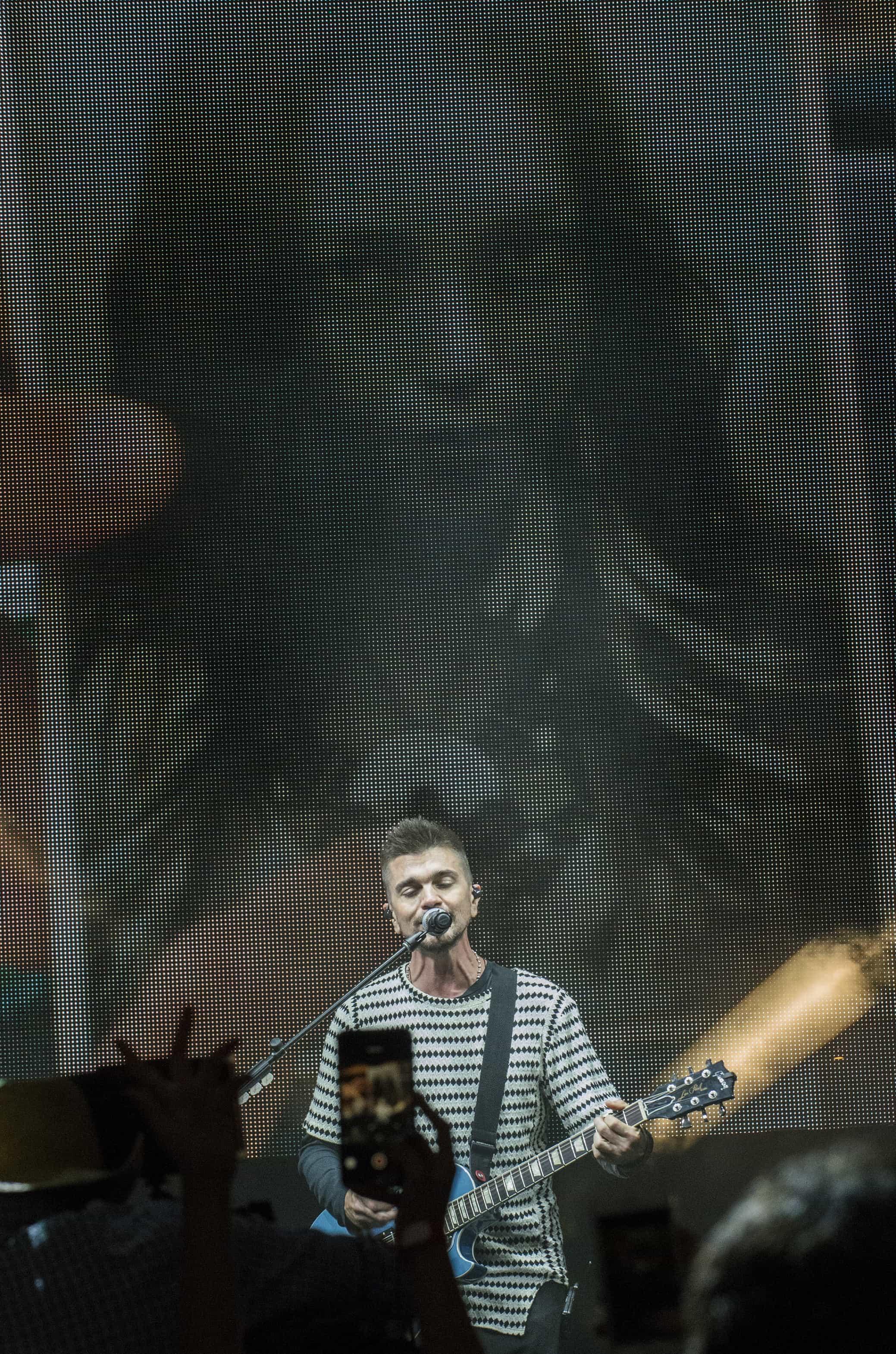 """Juanes presenta su nuevo disco con una propuesta """"diferente"""" y """"muy visual"""""""