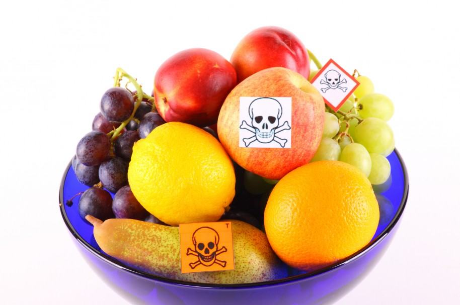 Frutas envenenadas