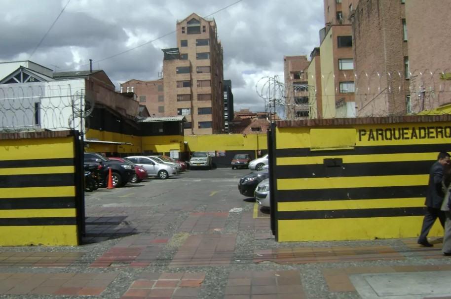 Parqueadero en Bogotá