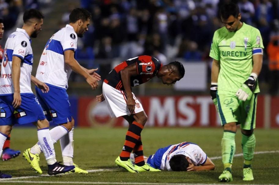 Orlando Berrío podrá volver la última fecha ante San Lorenzo