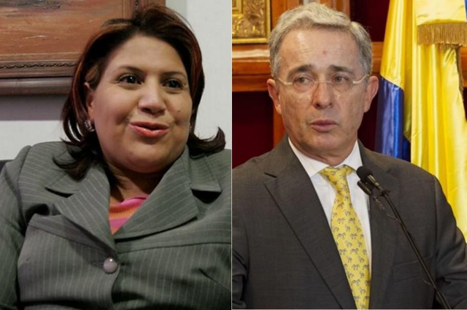 Yidis y Uribe