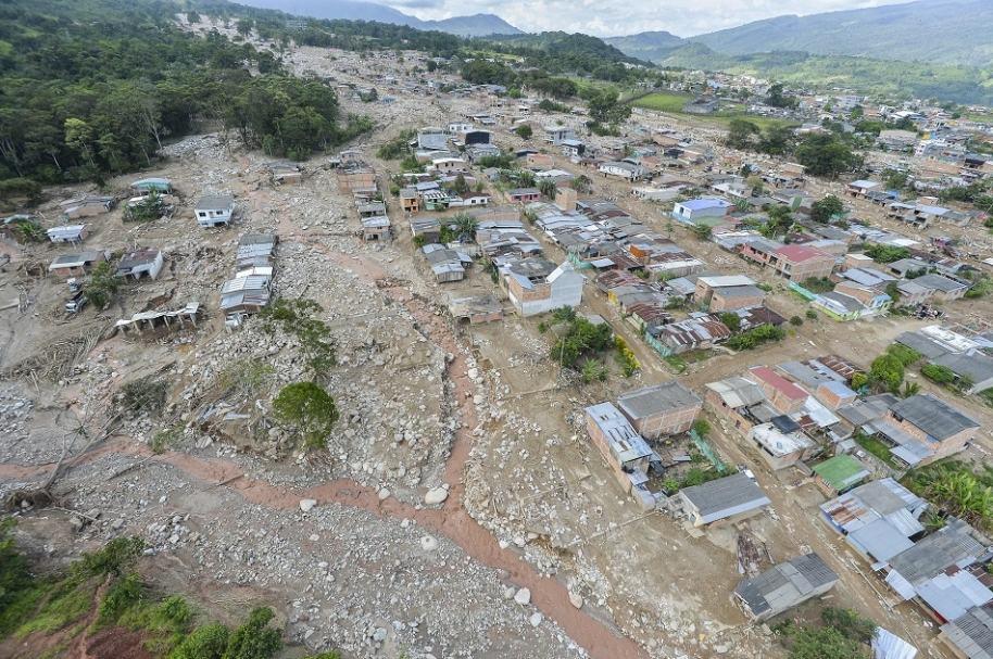 Desastre en Mocoa