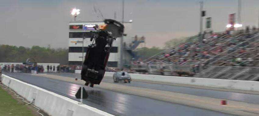 Accidente Corvette