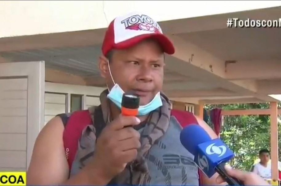 Evaristo Ramos, el hombre que se salvó por ser obsesivo con la prevención