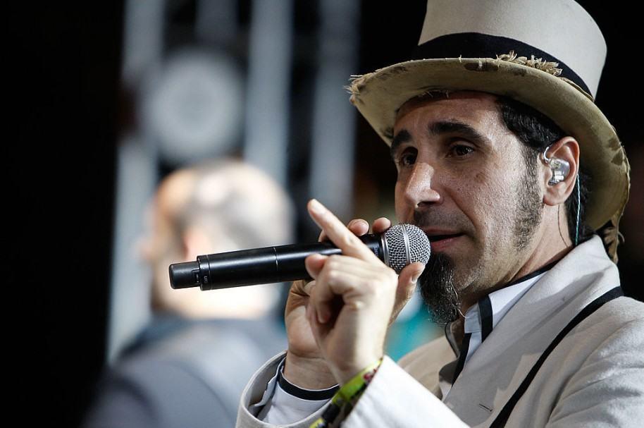 Serj Tankian, vocalista de System of a Down. Pulzo.com