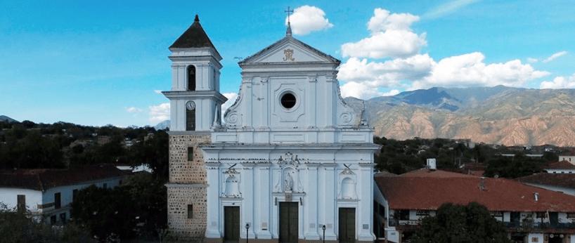 Catedral Basílica de la Inmaculada Concepción de Santa Fe de Antioquia. Pulzo.com