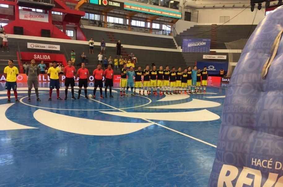 Colombia 9-1 Ecuador