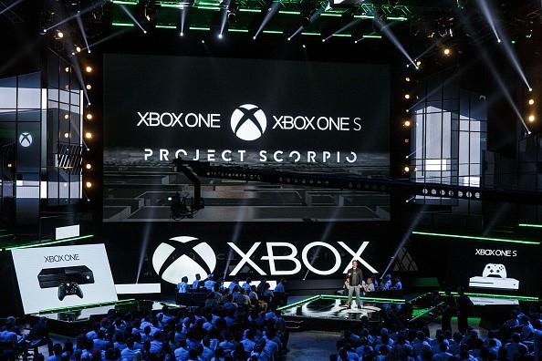 Lanzamiento Xbox Scorpio