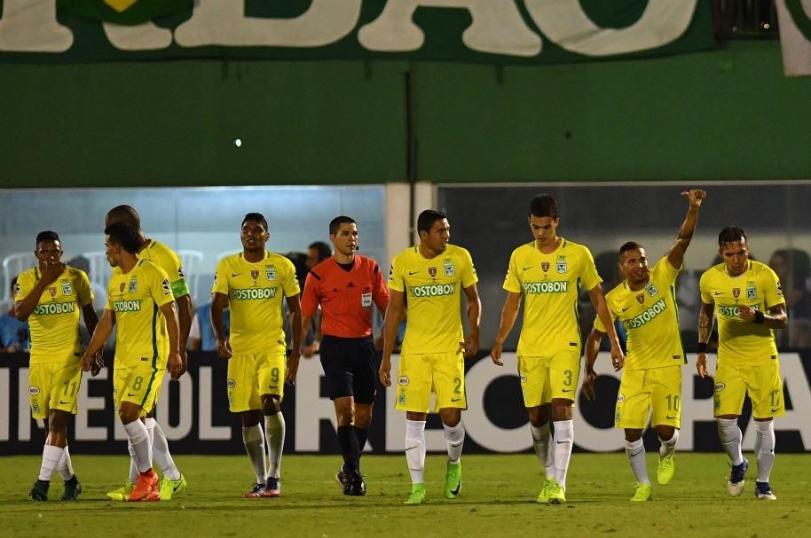 Atlético Nacional en la Recopa Sudamericana