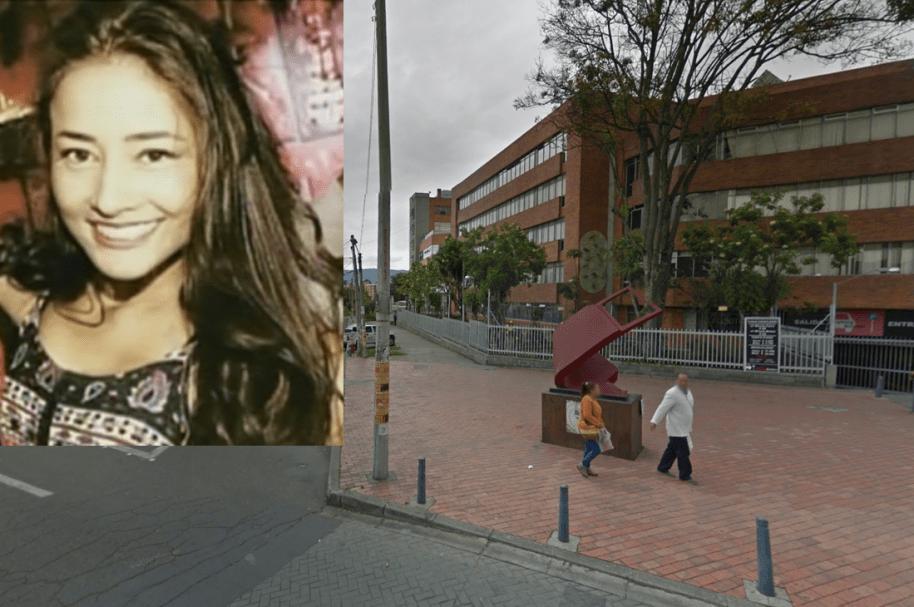 Paola Torres fue agredida cuando salía de trabajar de la universidad Minuto de Dios