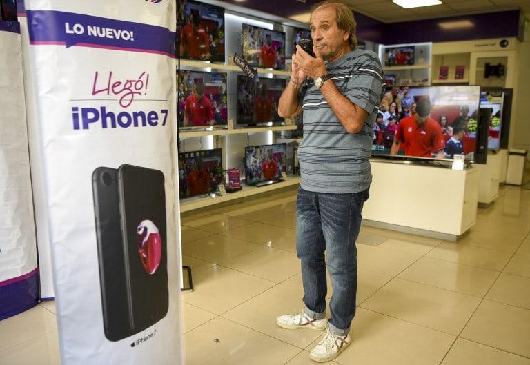Llega el iPhone a la Argentina