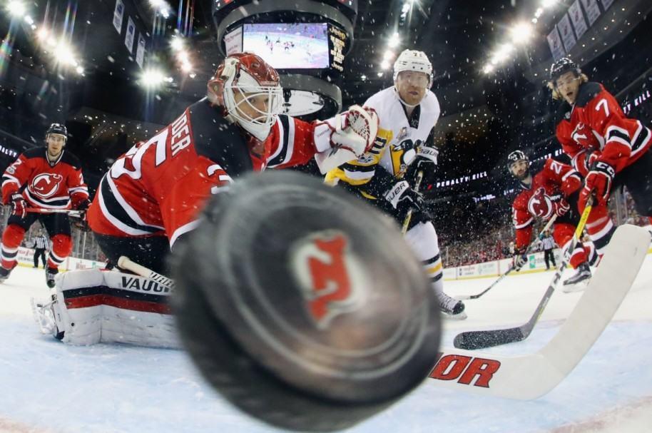 Hockey en hielo de la NHL