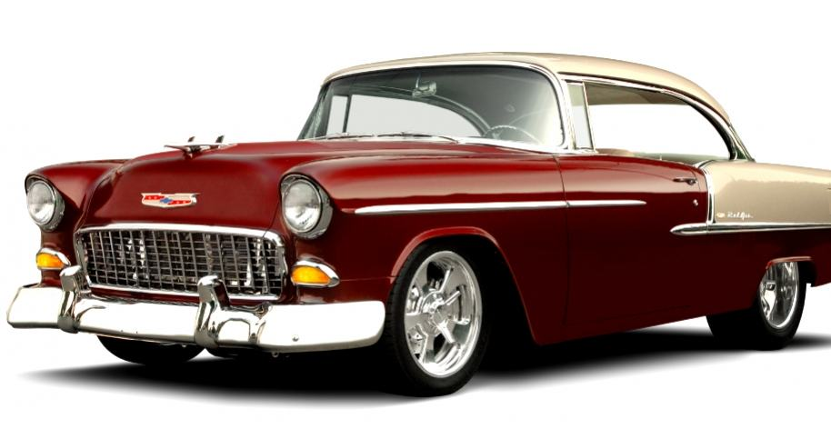 Chevy Bel Air 55