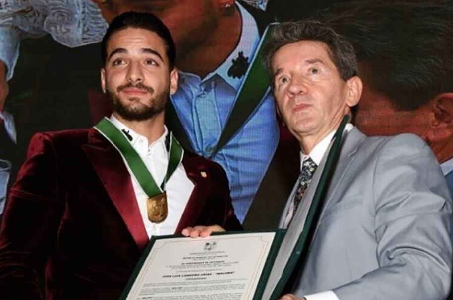 Maluma y Gobernador