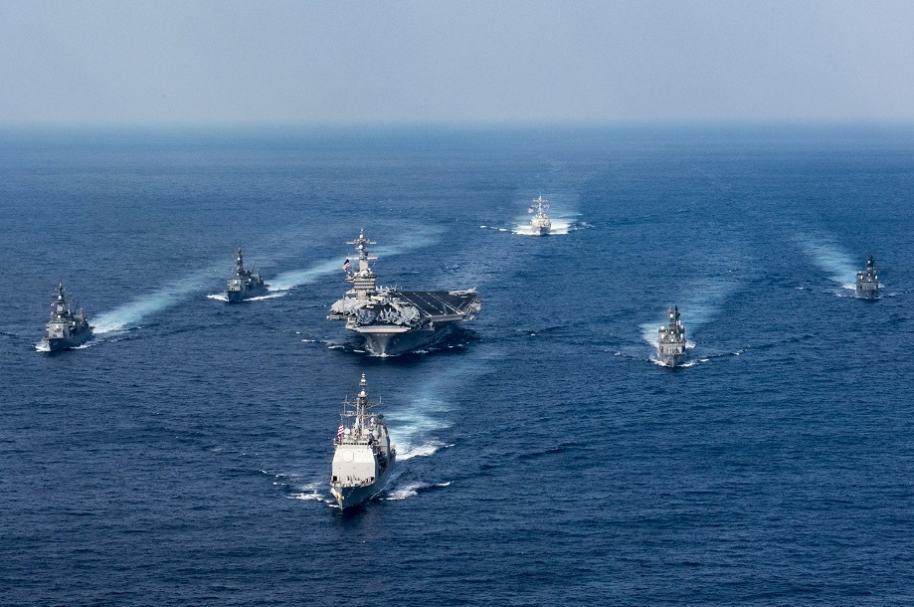 Portaaviones militar