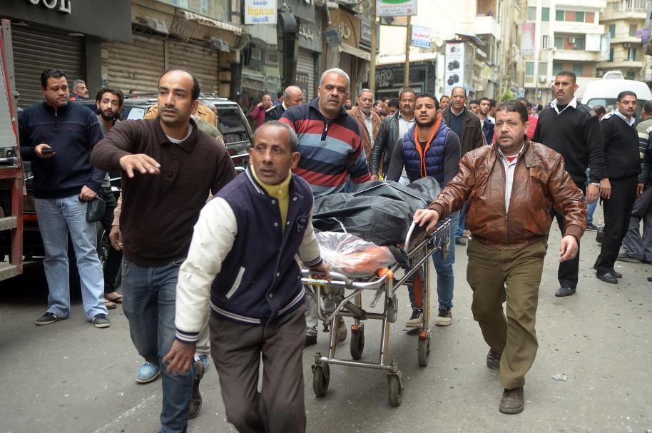 Explosiones en Egipto