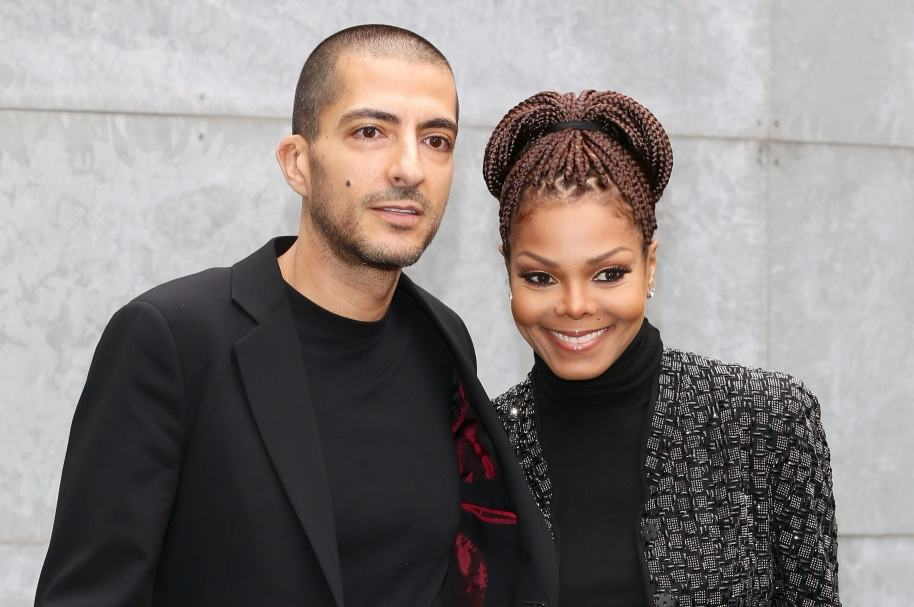 Janet Jackson y Wissam Al Mana