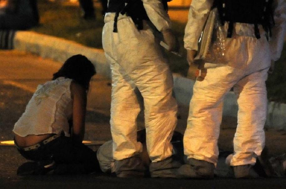 Crimen de mujer en Medellín