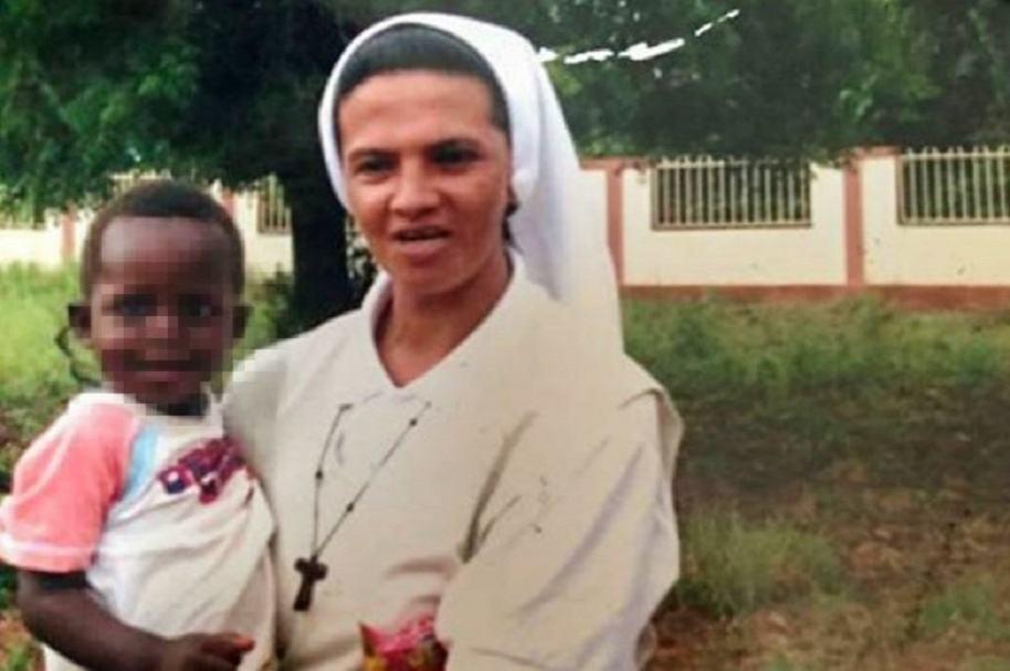 Monja secuestrada en Malí