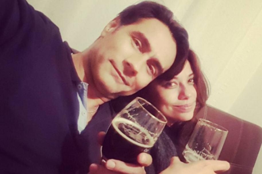 Mauro Urquijo y su esposa, Haychelt Benitorevollo. Pulzo.com