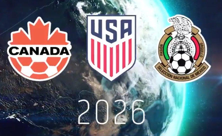 Candidatura al Mundial 2026