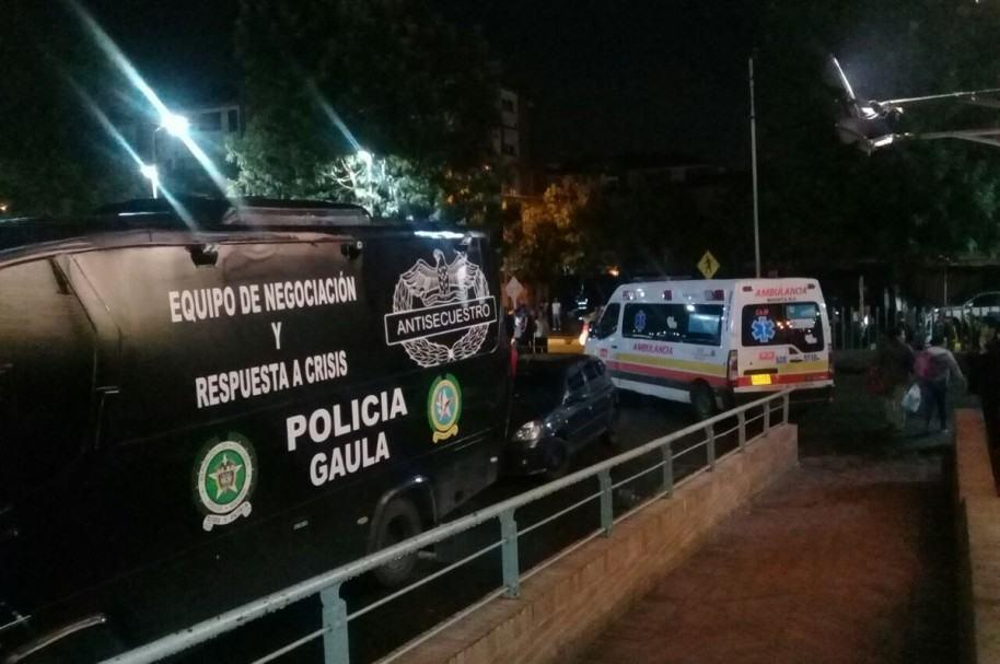 Un hombre mató a su expareja en Bogotá