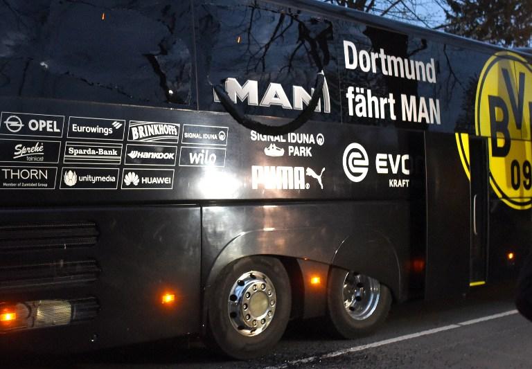 Bus Borussia Dortmund