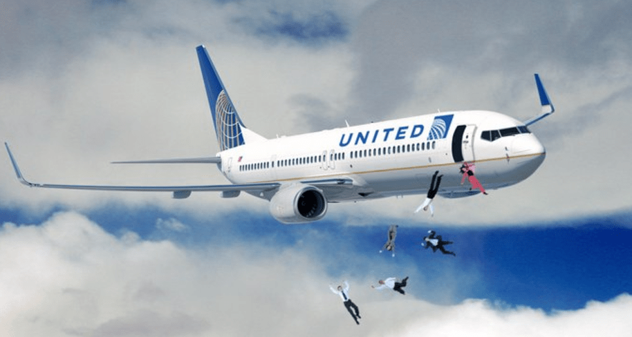 Meme United Airlines