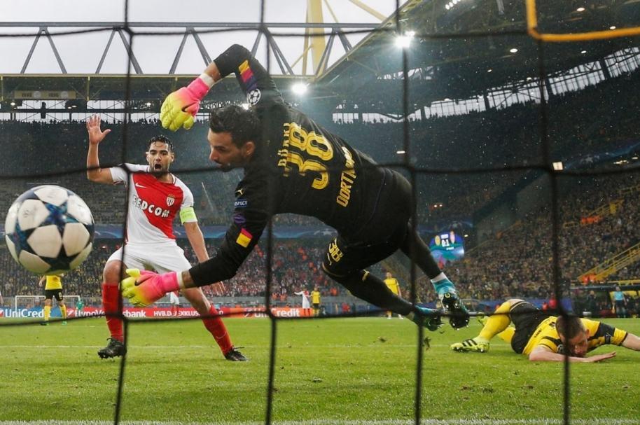 Dortmund 2-3 Mónaco