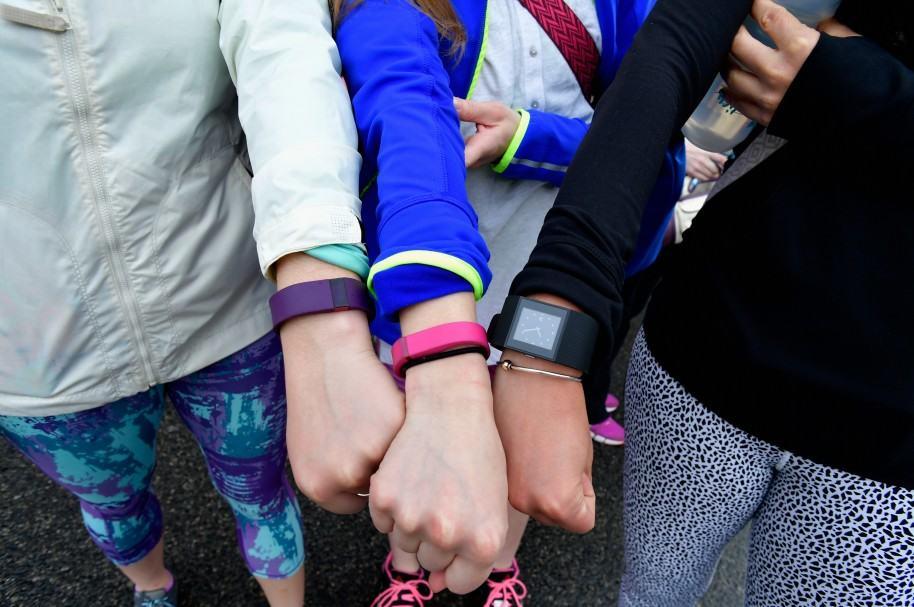 Efectividad monitores actividad física