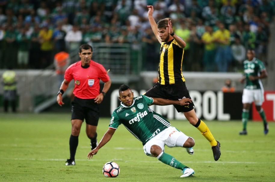 Palmeiras vs Peñarol en el Allianz Parque