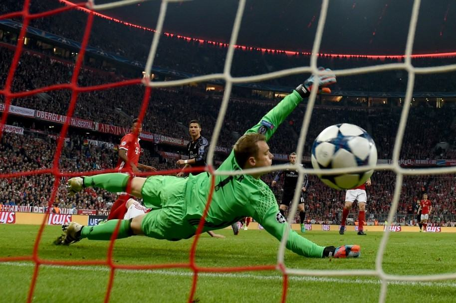 FC Bayern München v Real Madrid CF - UEFA Champions League