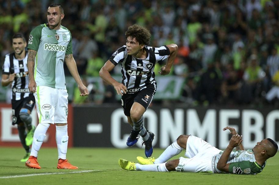 Nacional 0-2 Botafogo