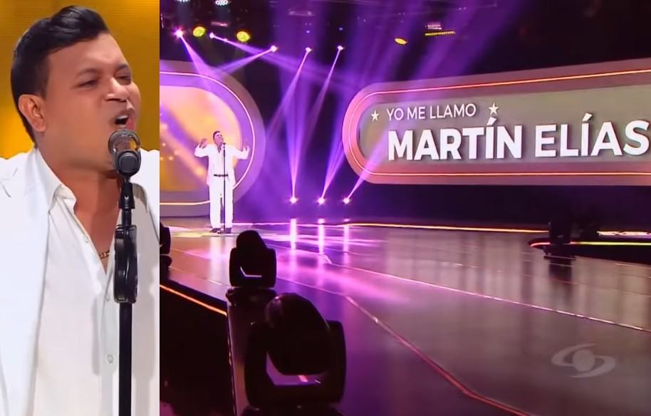 Yo me llamo Martín Elias