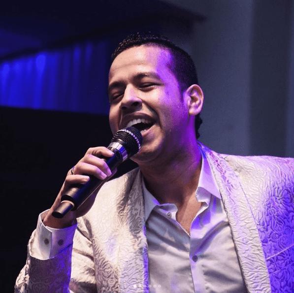 Martín Elías, cantante fallecido