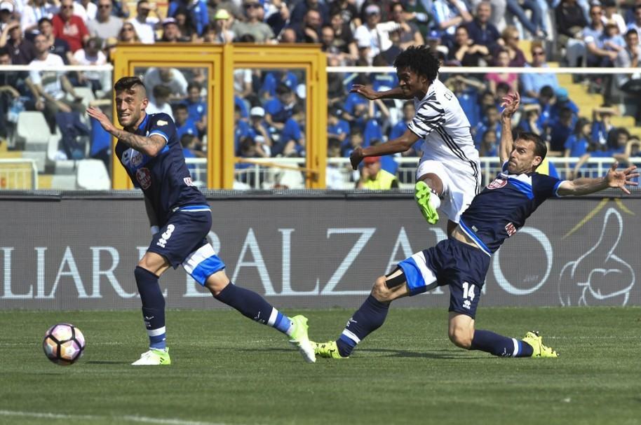 Pescara vs. Juventus