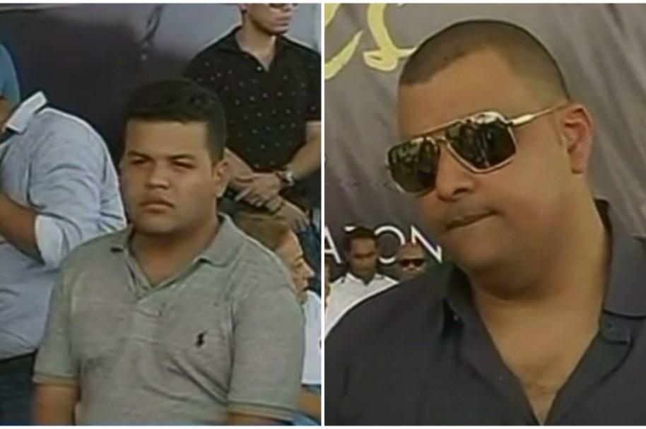 Juan Carlos Vega y Rolando Ochoa