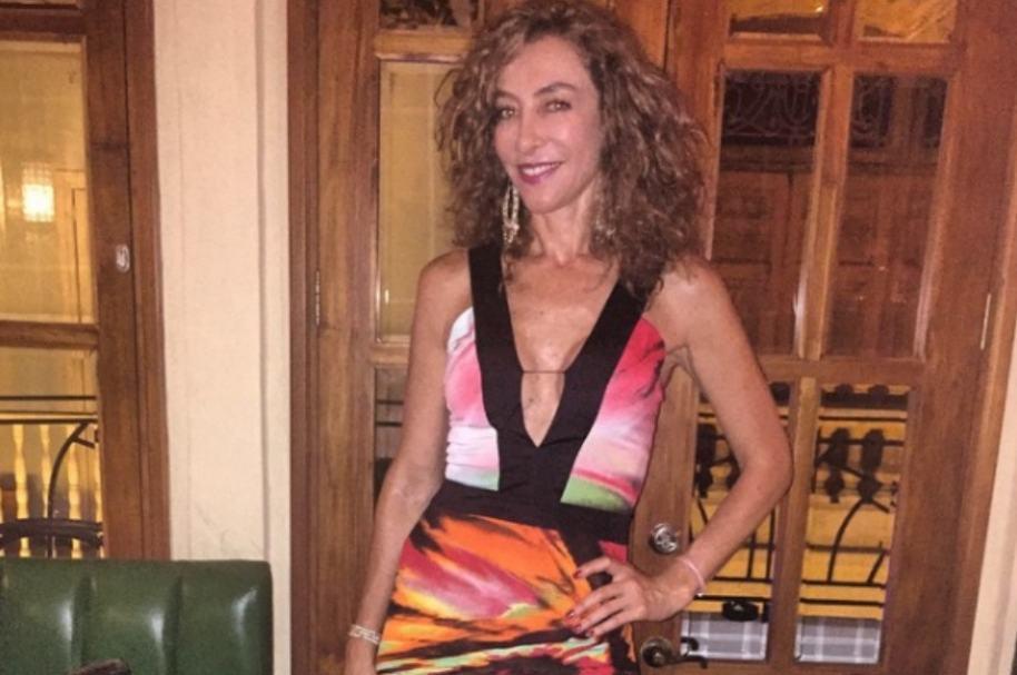 Marcela Carvajal, actriz colombiana.
