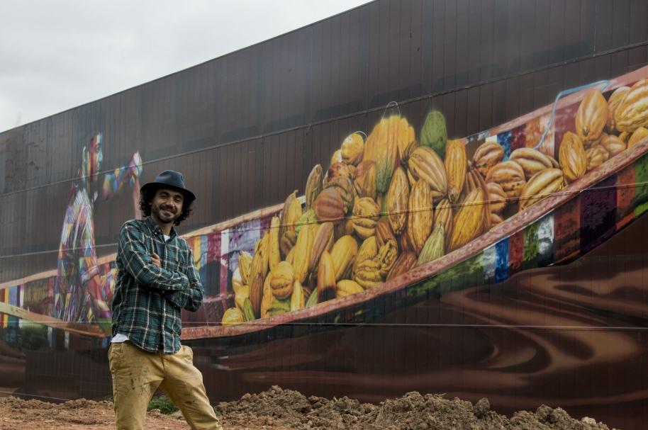 El mural más grande del mundo