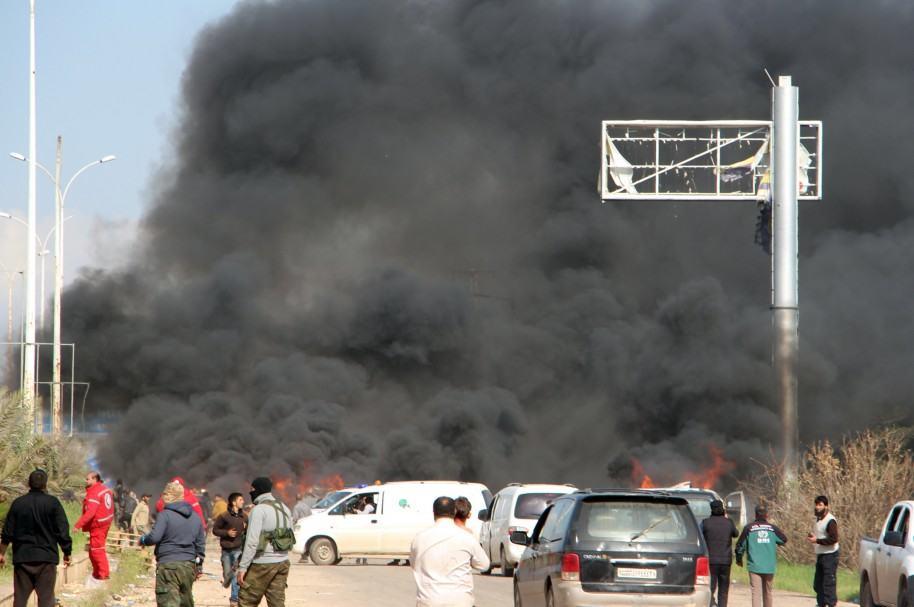 Atentado en Siria deja más de 100 personas muertas