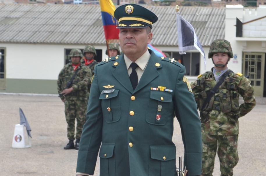 Coronel Frey Gualteros Carmona