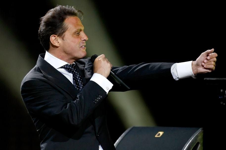 Luis Miguel en Concert en