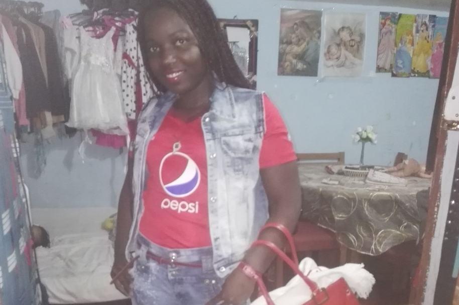 Leidy Paola Paredes Ocoro, joven que teme ser asesinada por su exnovio. Pulzo.com