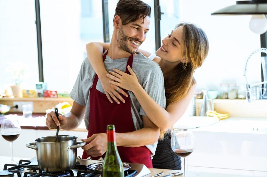 Cocina en pareja - Pulzo.com