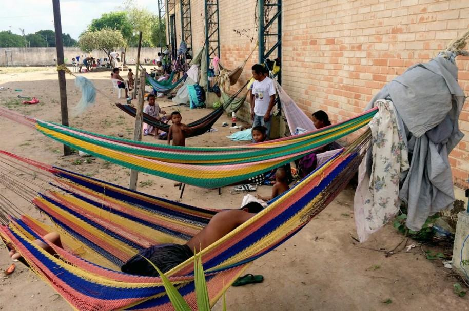 Refugio en Boa Vista