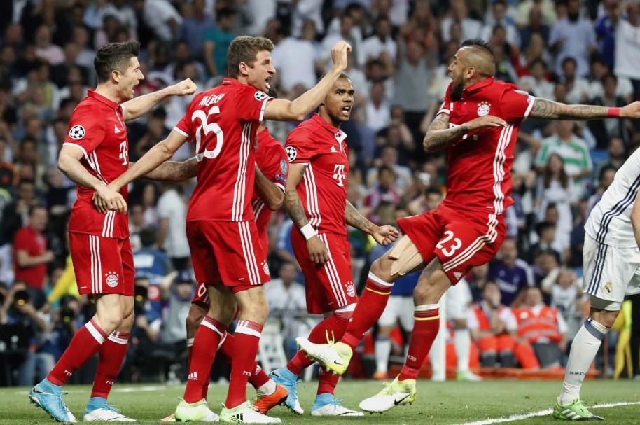 Jugadores Bayern Múnich
