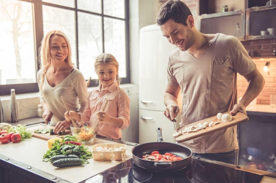 Cocina en familia - Pulzo.com