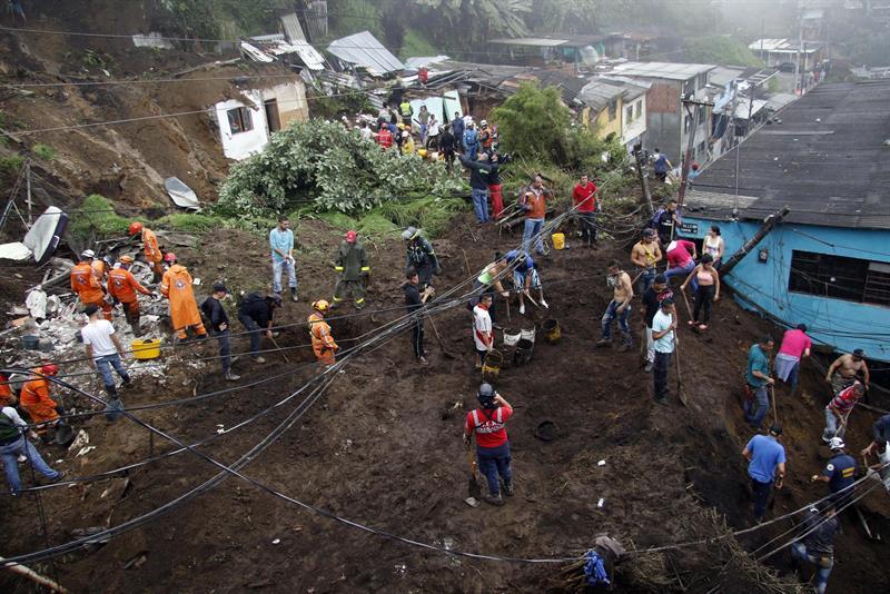 Tragedia en Manizales